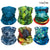 6-Pack Sticks and Stones Bundle - NATUREBlok Washable Reusable Neck Gaiters