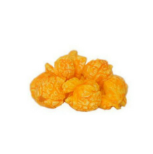 Spicy Beer Cheddar Popcorn