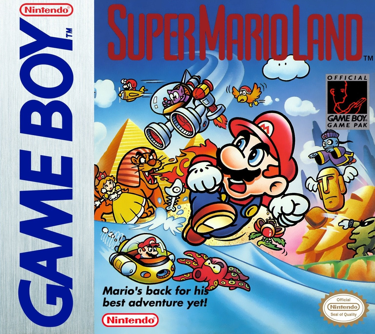 Image result for Super Mario Land