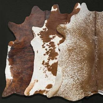 Best Cowhide Deals - Individually photographed