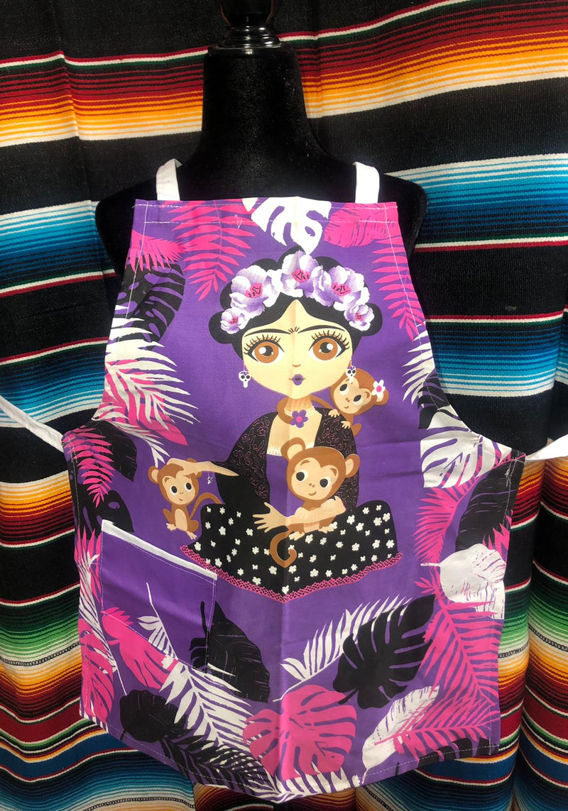 THE MEXICAN FRIDA APRON