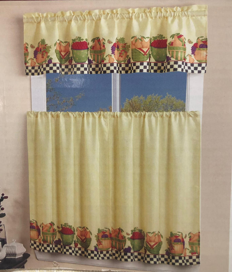 ELEGANT KITCHEN CURTAIN