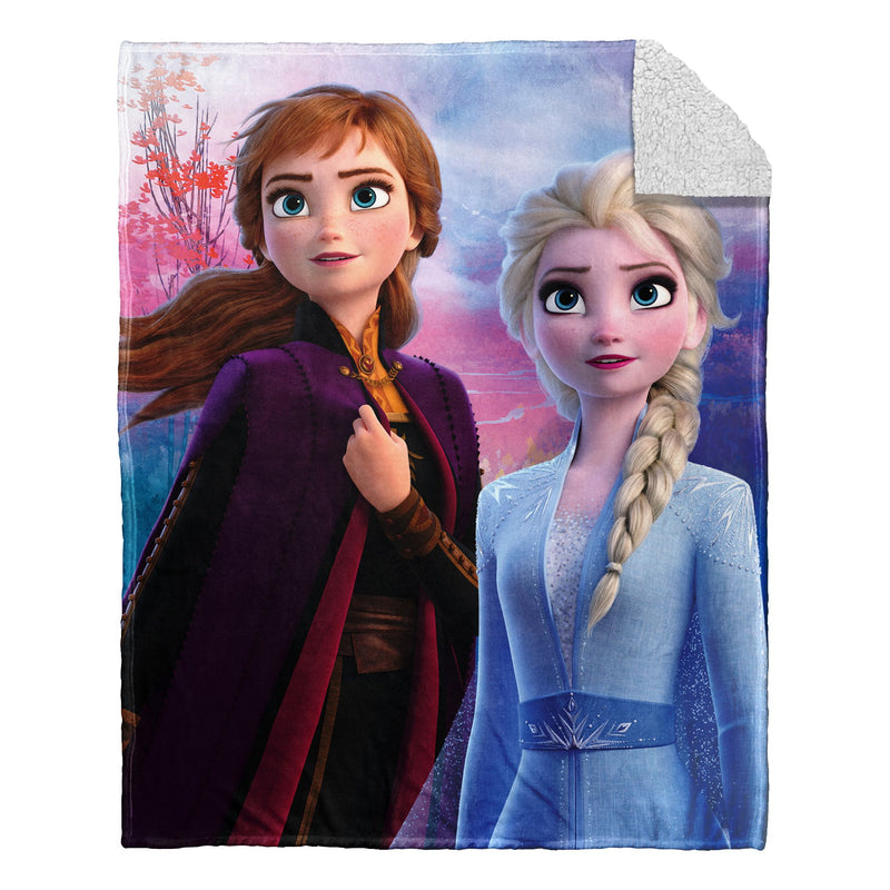 Disney Frozen Silk Touch Blanket