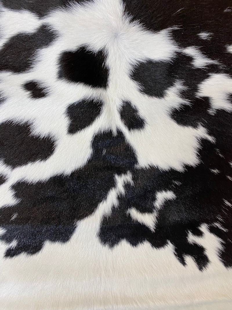 Black & White Calve Hide