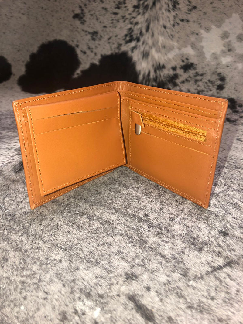 Light Brown Men Wallets