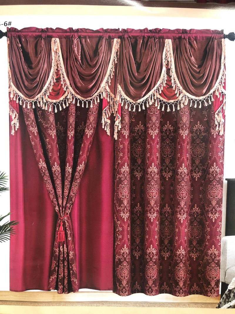 Curtain set - 2 Panel