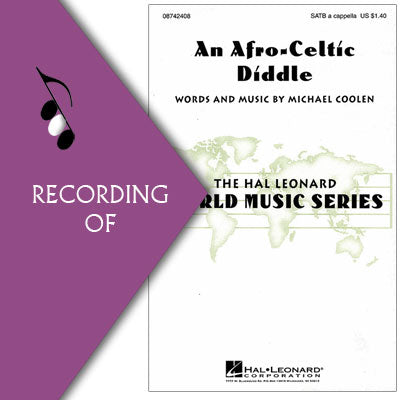 AN AFRO-CELTIC DIDDLE