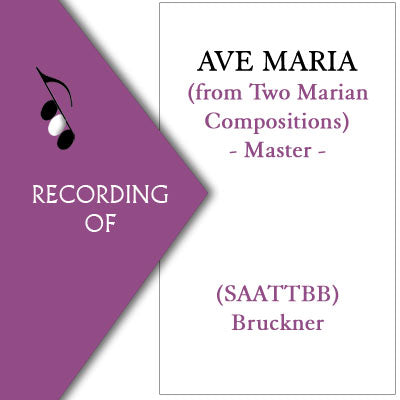 AVE MARIA (from Two Marian Compositions)