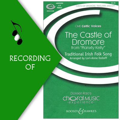THE CASTLE OF DROMORE (No.3 from Planxty Kelly)