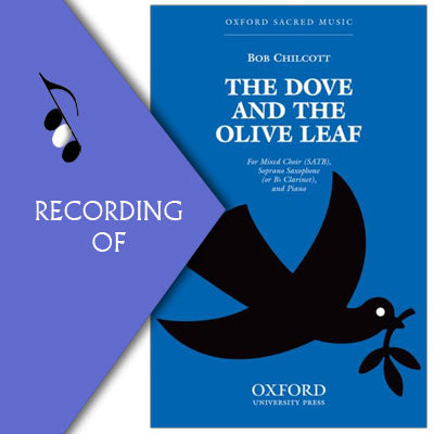 THE DOVE AND THE OLIVE LEAF