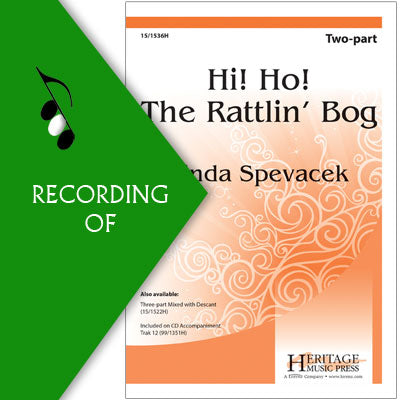 HI! HO! THE RATTLIN' BOG