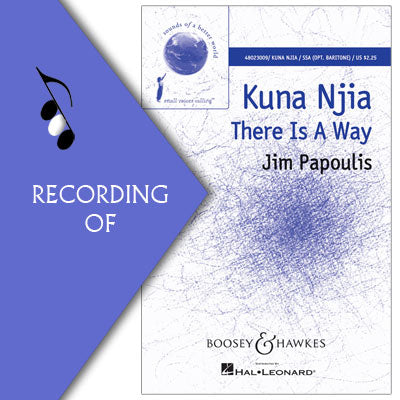 KUNA NJIA (There Is A Way)