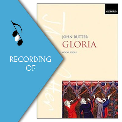 GLORIA (Major Work)