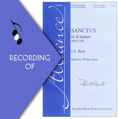 SANCTUS (in D Minor)