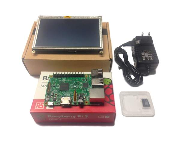 "5"" Screen - AstroBox Touch DIY Kit"