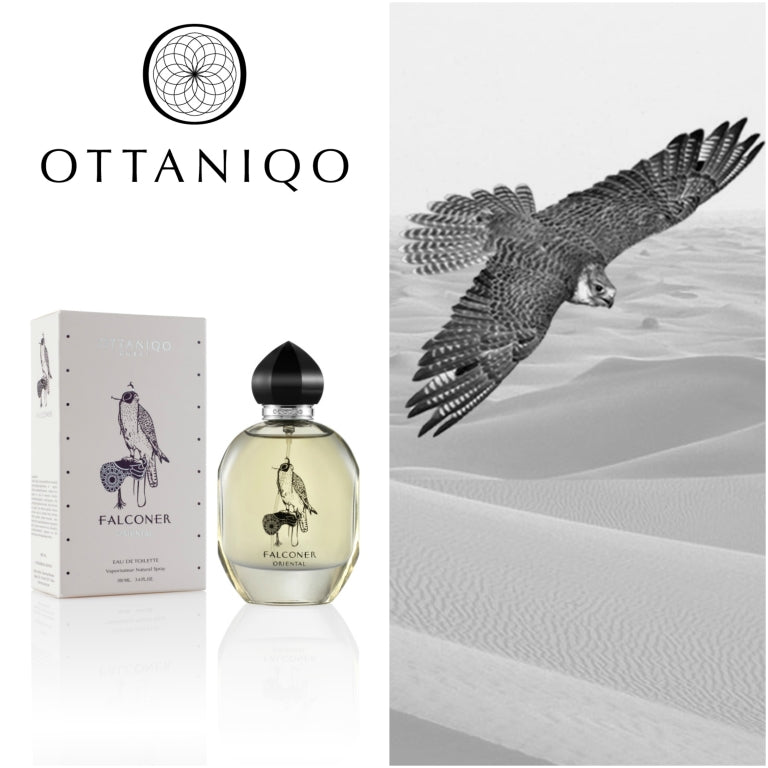 Falconer Oriental by OTTANIQO perfume Eau de Toilette 100ml