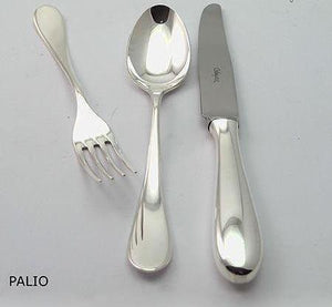 "Luxury Silver Plated Lega Cutlery Set ""Palio"""
