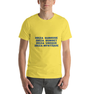 ARGENTO DUBAI Global Store T-Shirt IBIZA by OM
