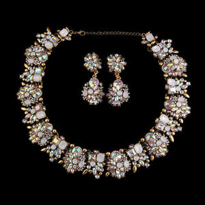 Delicate Crystal Women Jewelry Sets