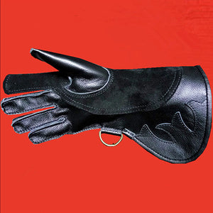 Falcon Protector Gloves Eagle High Quality Leather Protective Falconry Equipment