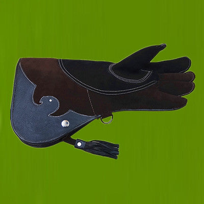 42cm Falcon Protector Glove Eagle Italy Cowhide Leather