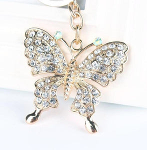 ARGENTO DUBAI CONCEPT STORE BUTTERFLY KEY RING