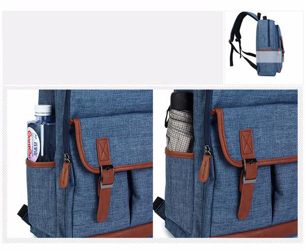 British Styled Backpack