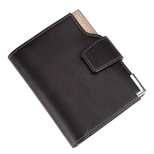 Trifold Metal Wallet