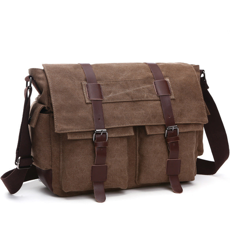 Noblemen™ Brown Kent Messenger