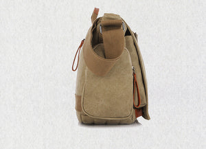 Noblemen™ Brown Vintage Messenger