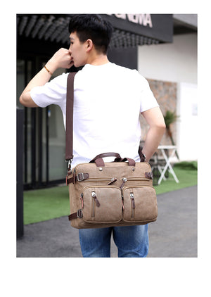 Noblemen™ Tan Harrison Briefcase