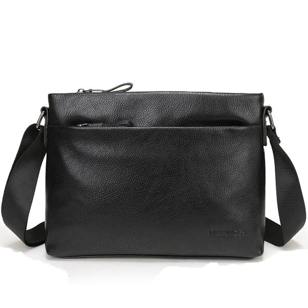 Noblemen™ Black Vegan Messenger