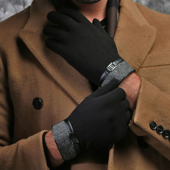 Classic Black Touchscreen Gloves