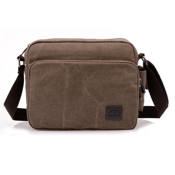 Noblemen™ Casual Brown Messenger