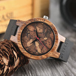 Creative Wood Bamboo Watch