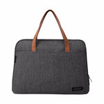 Noblemen™ Multi-Functional Black Briefcase