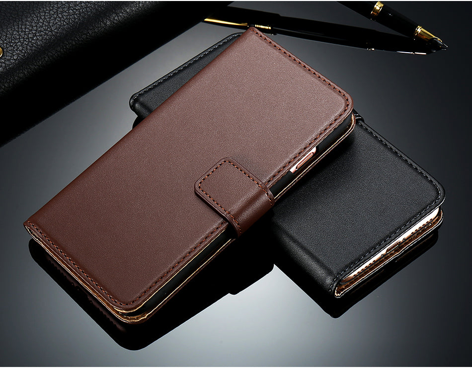 Magnetic Wallet Case For iPhone