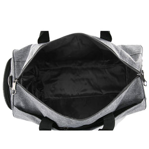 Cylinder Shaped Travel Bag