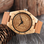 Crafted Bamboo Watch