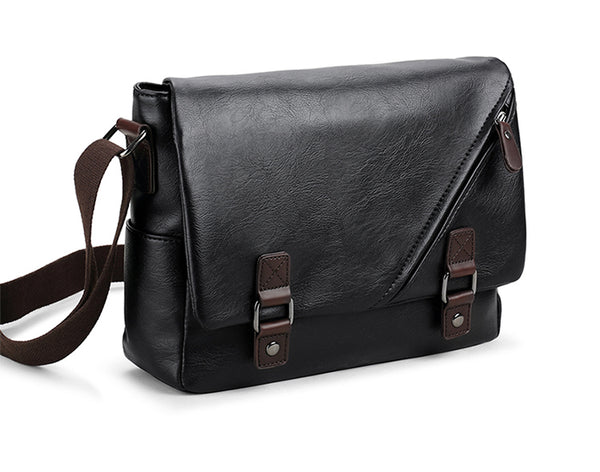 Sleek Polo Messenger