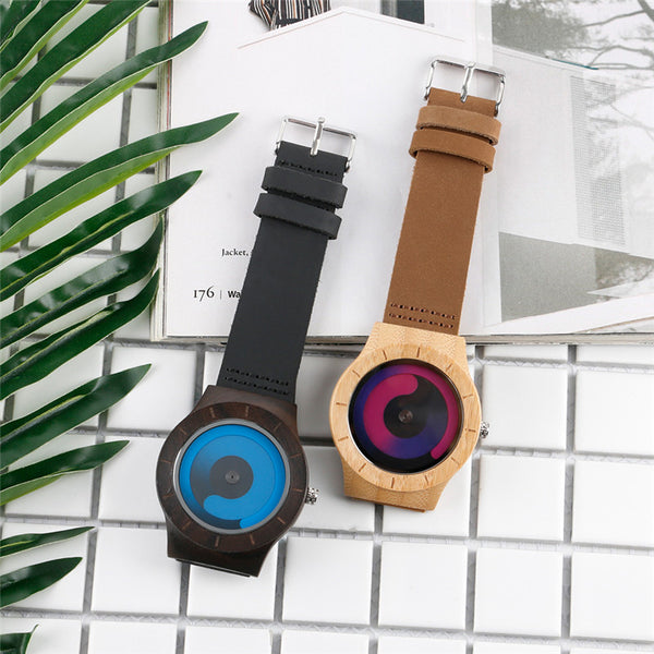 Mercury Bamboo Watch