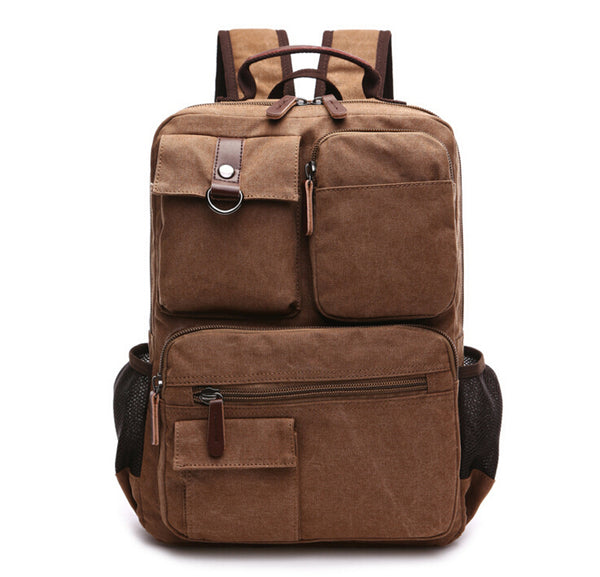 Winston Canvas Travel Backpack
