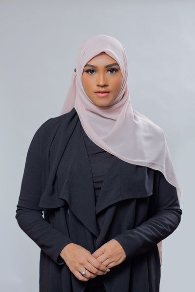 Everyday Chiffon Hijab | Light Rubber Hijab Dana Fashion