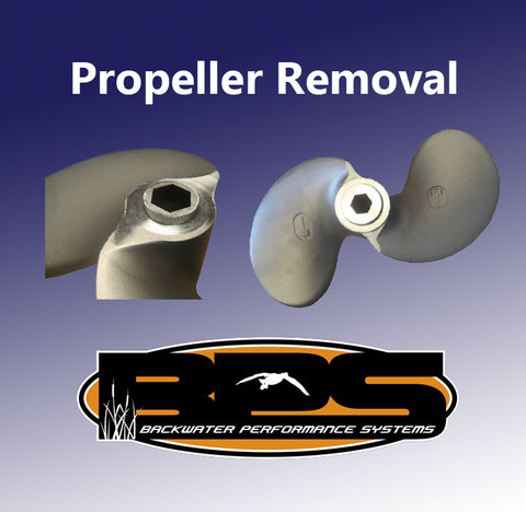 Propeller Removal