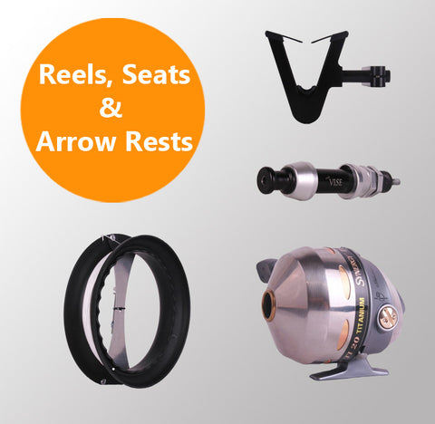 Reels, Seats and Rests