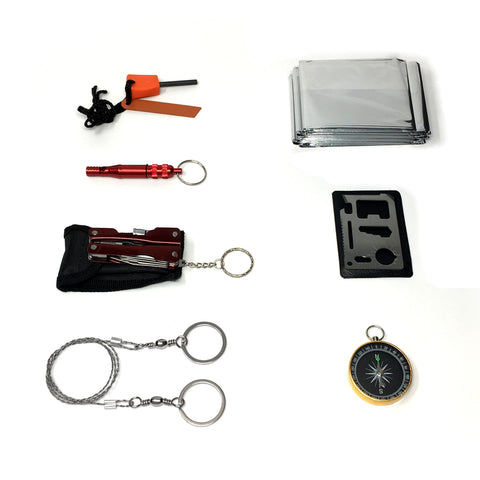 Survival Kit Items