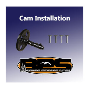 Cam Installation Instructions