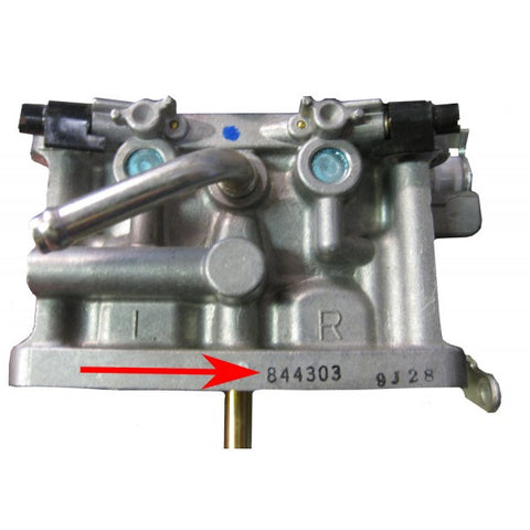 Vanguard Stock Carburetor 844303