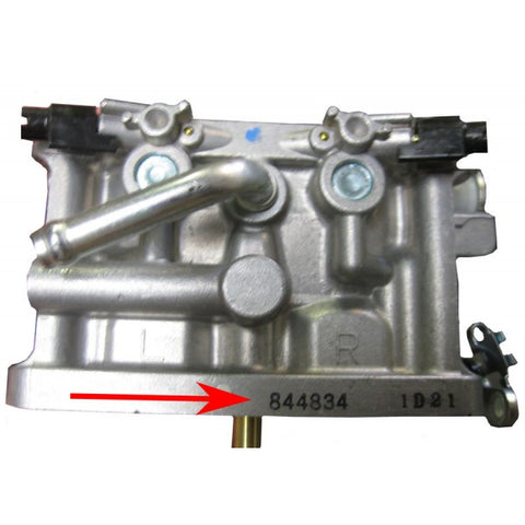 Carburetor Large Vanguard Stock 844834