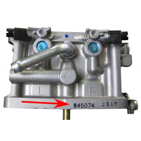 Carburetor Large Vanguard Stock 845074